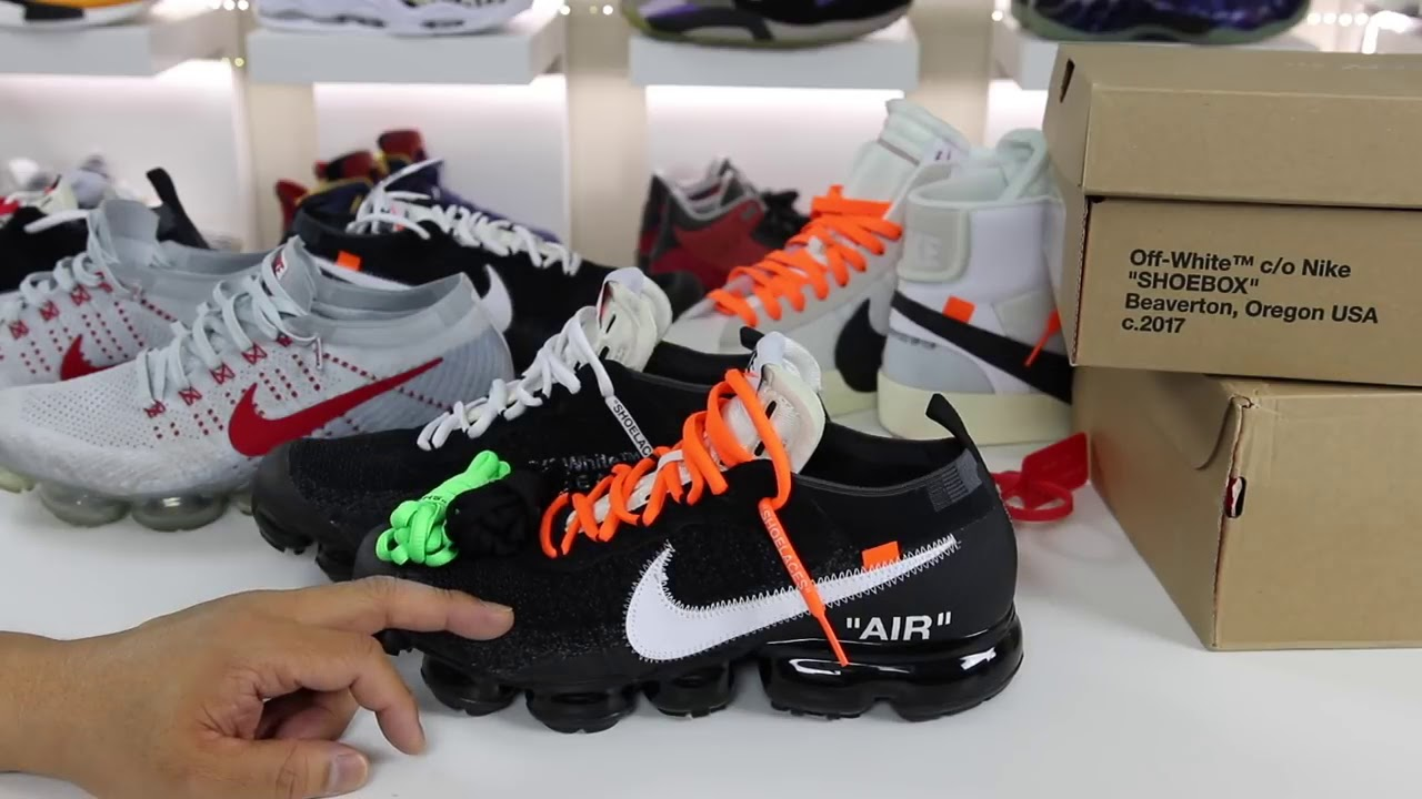 PROS   CONS THE 10 NIKE AIR VAPORMAX FK OFF WHITE REVIEW + ON FEET   How To  Cop 91f43c933