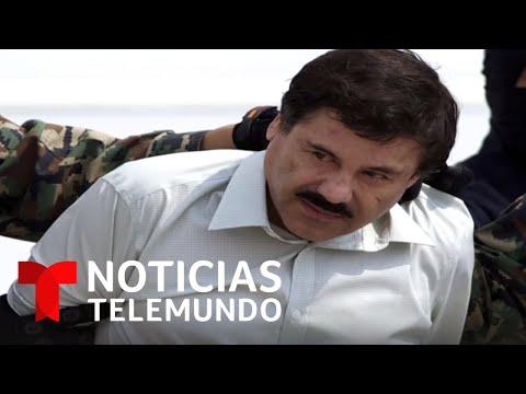 EN VIVO: El jurado en el juicio contra 'El Chapo' Guzmán llega a un veredicto | Noticias Telemundo