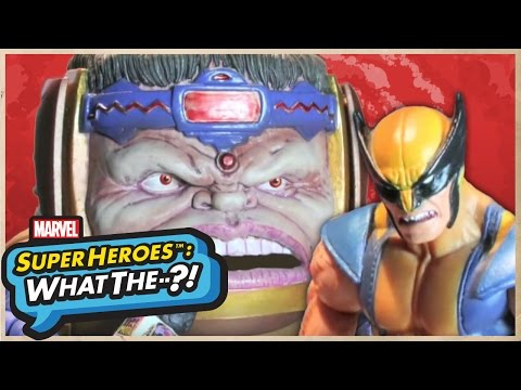 Marvel Super Heroes: What The--?! Wolverine Movie Premiere!