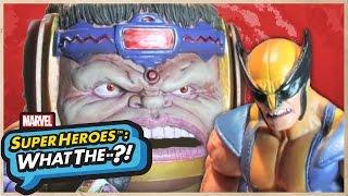 Marvel Super Heroes: What The--?! Wolverine Movie Premiere!