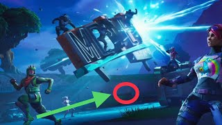 Fortnite Week 7 Secret Battle Star Location for Road Trip Skin!