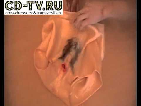 Искусственная вагина в разрезе