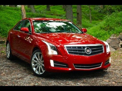 2013 Cadillac ATS Review
