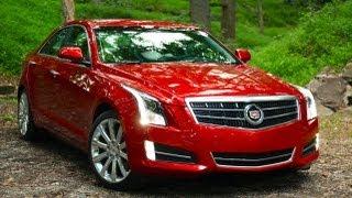 Cadillac ATS 2013 Videos