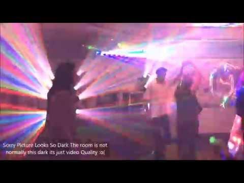 Trevs Karaoke And Disco 2015/2016 Setup At Ighten Mount Bowling Club Burnley