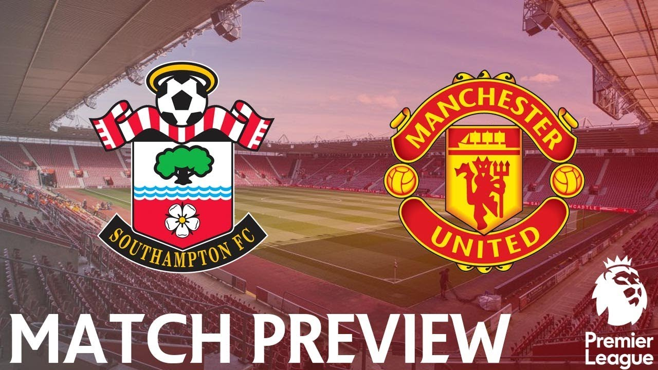 4-2-3-1: Man Utd's strongest possible XI vs Southampton