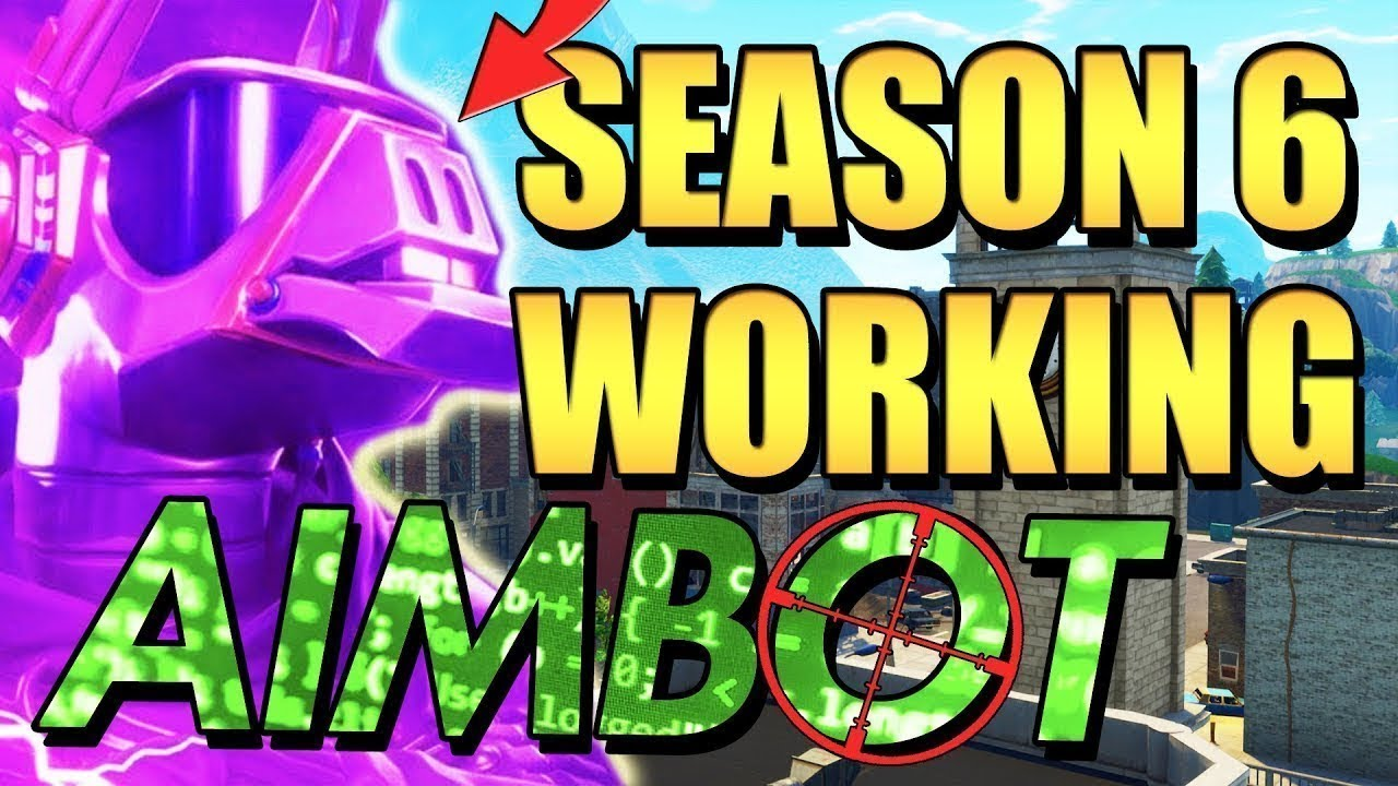 fortnite aimbot free pc season 6 i downloaded the hack - hack fortnite pc aimbot download