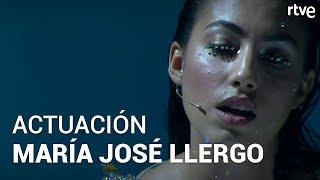 María José Llergo | NANA DEL MEDITERRÁNEO | Premios Max 2020
