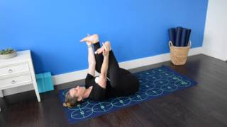 Introduction to Yoga: How to Do Happy Baby (Yoga by Numbers Pose Catalog)