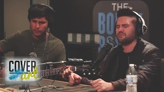 Cover Art: Dan + Shay Perform Boyz II Men in our Studio