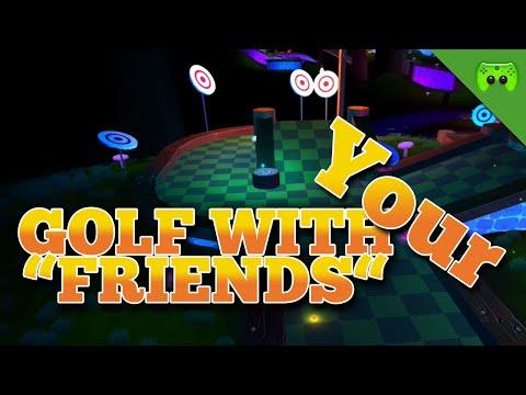 DIE NEUE MAP 🎮 Golf With Friends #9