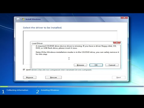 Install Windows 7 on a 170 or 270 chipset-based motherboard
