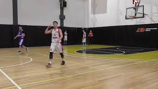 Смотреть видео Видное-1 - Profit basket (3). МЛБЛ-Москва. 14-й тур. Лига развития. Дивизион 1 онлайн