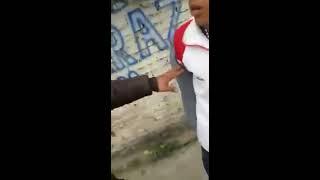 Video: Tremenda piña de un policía a un joven