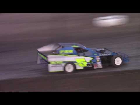 Derek Nance Heat Race Bakersfield Speedway 4-8-17