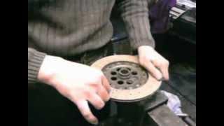Реставрируем диск сцепления (часть 2 )