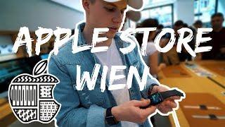 Im APPLE STORE WIEN - Apple Watch GEKAUFT   Piere Vlog Wien
