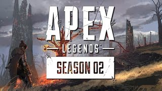 Apex Legends | Season 2 Gameplay Trailer Music | Champions - Barns Courtney