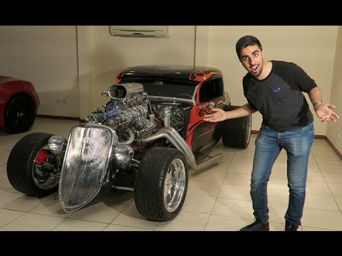 EXTREMELY LOUD 1000+ Horse Power Hot Rod !