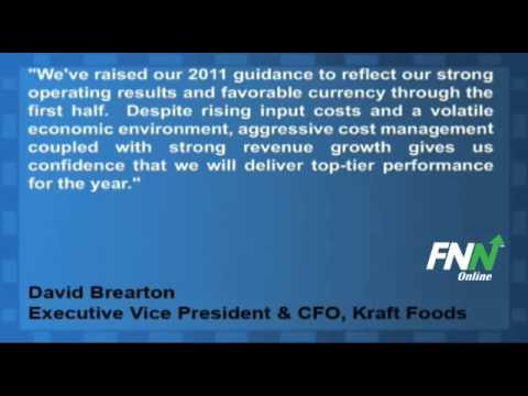 The Kraft Heinz Company Q2 adjusted earnings Beat Estimates