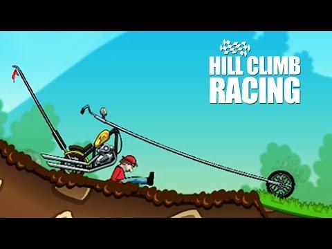 Курс молодого бойца. Ежедневные задания в игре про тачки HILL CLIMB RACING. ВИДЕО ПРО МАШИНКИ детям