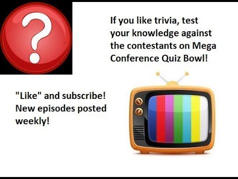 QuizBowl TV Trenton vs Carlson 2008