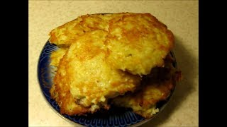 Драники с сыром