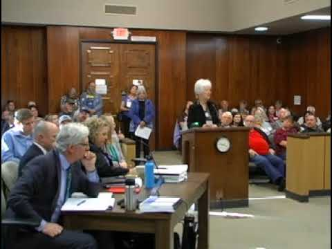Calaveras County Board of Supervisors special meeting of 10/17/2017 Part 1