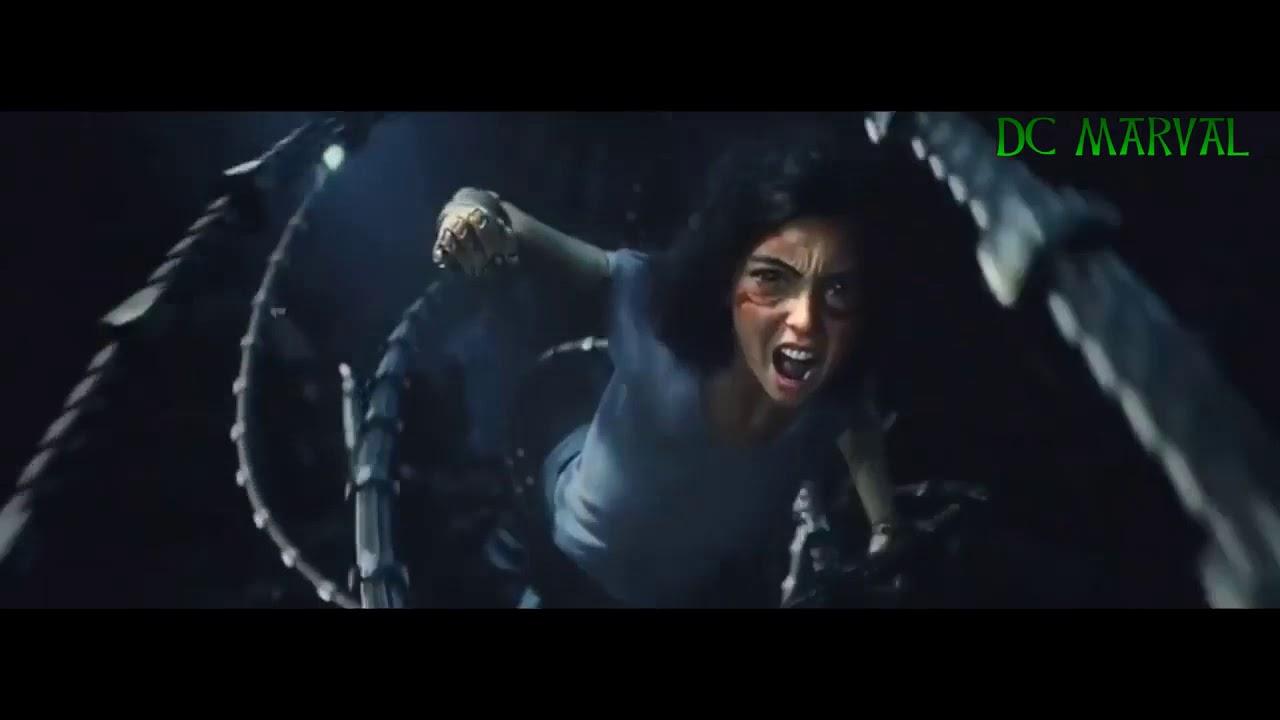 Download ALITA BATTLE ANGEL 2019: final Battle II Best Fight Scenes II All action Scenes