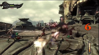 God of War Ascension Walkthrough Sex Scene - Part 2 - Kratos Sex and Boss Fight - Lets Play