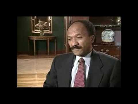 Franklin D. Raines- 2001 Horatio Alger Award Winner
