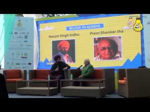 Day2: KSLITFEST 2018- Believe to Achieve by Navjot Singh Siddhu
