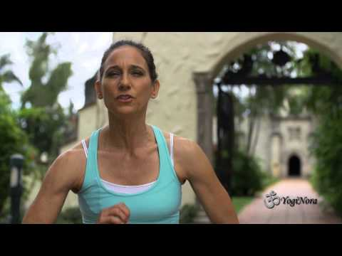 Yogi Nora teaches us how to start practicing Yoga Begin at the Beginning