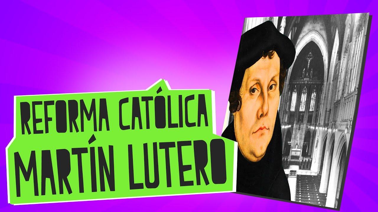 Reforma católica I - Martín Lutero - Historia - Educatina - YouTube