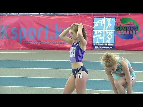Kazahstan Athletics Championship 2017 | Highlights | Indoor