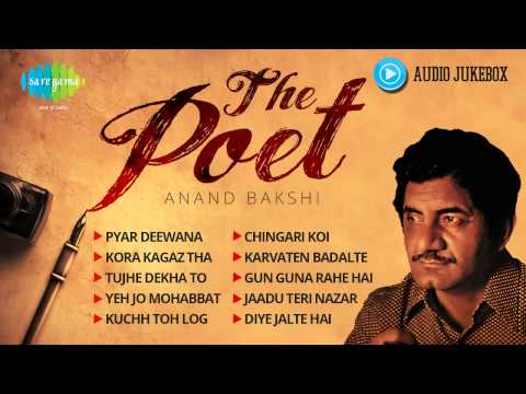 Best of Anand Bakshi | Best Old Hindi Songs- Jukebox | Pyar Deewana Hota Hai