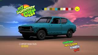 How to fix dents in my summer car. Super FAST and EASY