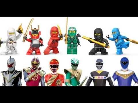 Power rangers vs marvels and lego ninjago youtube power rangers vs marvels and lego ninjago voltagebd Images