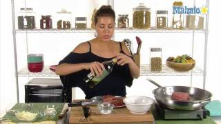 How To Make Open-faced Tuna Sandwiches With Sweet-pickle Mayonaise