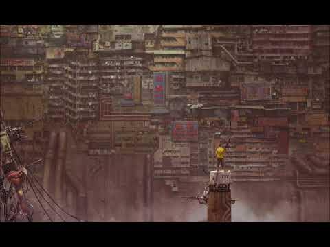 An Unlikely Hero - A Dark Synth/Cyberpunk Mix