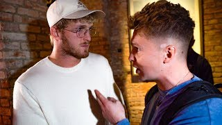 INTERROGATING LOGAN PAUL, ANESON GIB & SHANNON BRIGGS