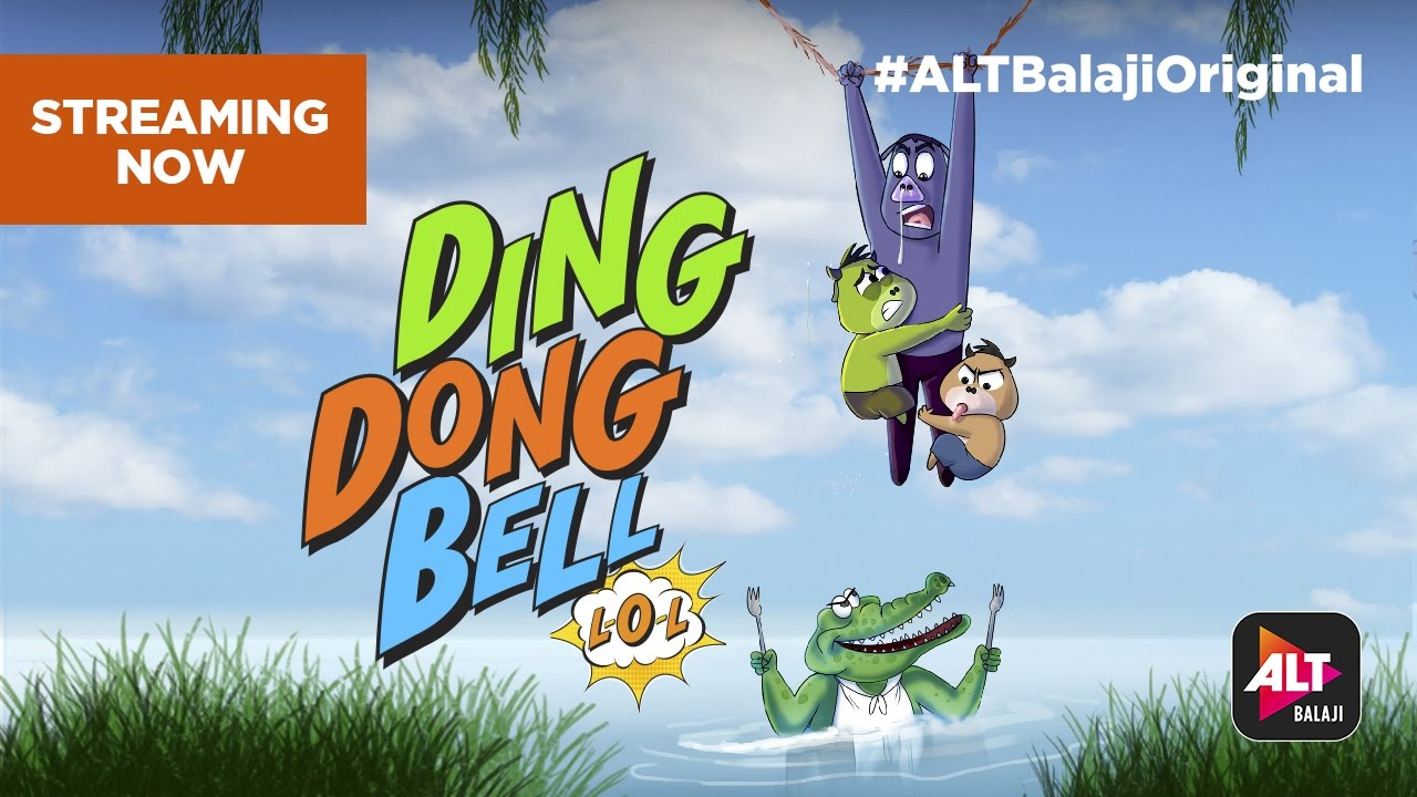DING DONG BELL | ALTBalaji Kids | Official Trailer | Streaming Now | #ALTBalajiOriginal