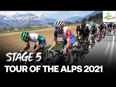 Tour of the Alps - Stage 5 Highlights | Cycling | Eurosport