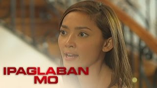 Ipaglaban Mo: Linda throws Roxanne out of her house.