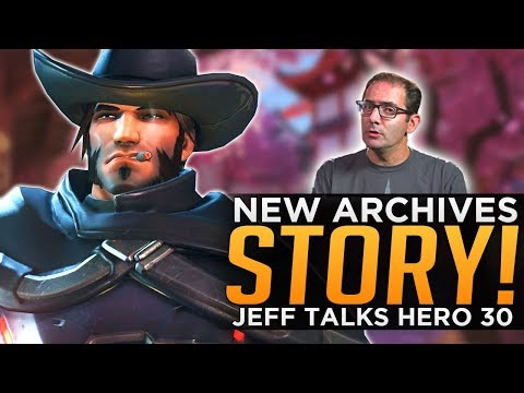 Overwatch: NEW Archives Story Mission Coming! - Jeff Talks Hero 30 thumbnail