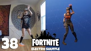 Fortnite ALL 38 emotes and dances + Their real life original references