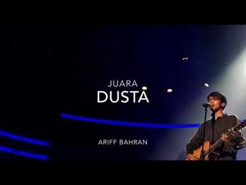 #RNANEWS Teaser single baharu Ariff Bahran - Juara Dusta