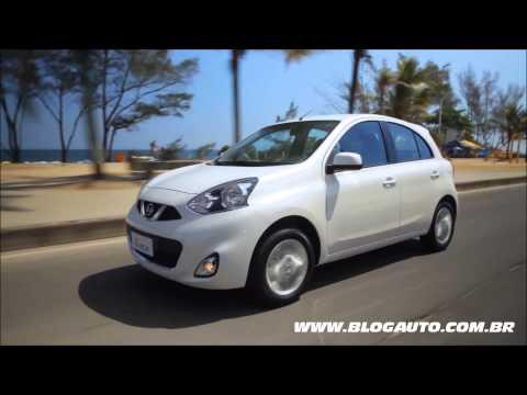 Nissan March 2016 - Apresentação - BlogAuto
