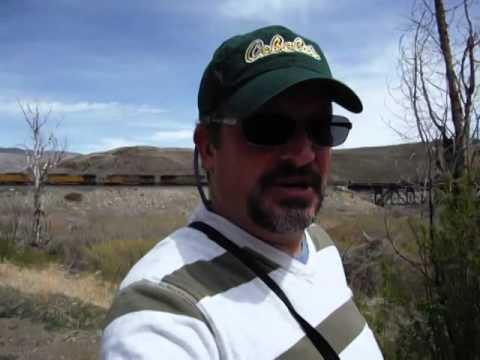 Treasure hunting in Nevada part 1.