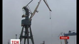 Знаменитий кран ''Захарій'' знайшовся в Миколаєві